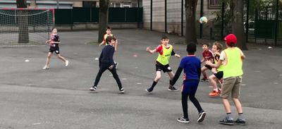 Rouen ouvre ses cours d'écoles aux habitants et aux clubs de sport