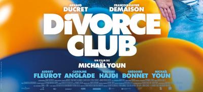 """Vos invitations pour l'avant première du """"Divorce Club"""""""