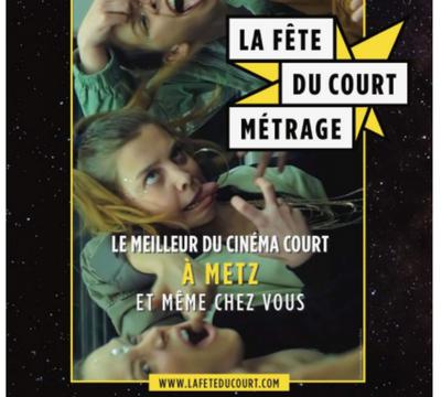 La fête du Court-Métrage à Metz démarre le 24 mars !