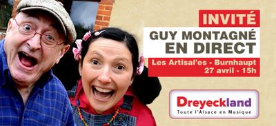 Émission en direct : Les Artisal'es 2019