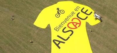 LE TOUR   Tous nos reportages sur le Tour de France en Alsace
