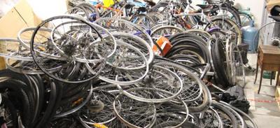STRASBOURG   La police enquête sur un vaste trafic de vélos volés