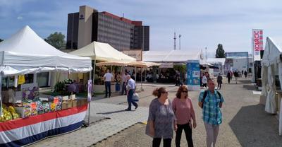 STRASBOURG   163000 visiteurs accueillis à la Foire Européenne...