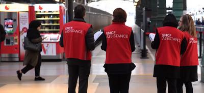 GRÈVE SNCF   Les prévisions de trafic en Alsace pour ce mardi 24...