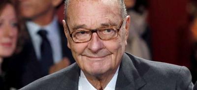 DISPARITION   Jacques Chirac est mort