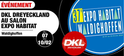 DKL Dreyeckland au salon Expo Habitat de Waldighoffen