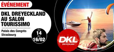 DKL Dreyeckland au salon Tourissimo