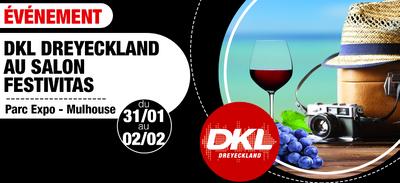 DKL Dreyeckland au salon Festivitas