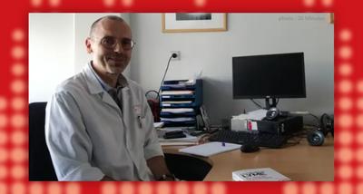 REPLAY | Retrouvez l'interview du Pr Hansmann, infectiologue aux HUS