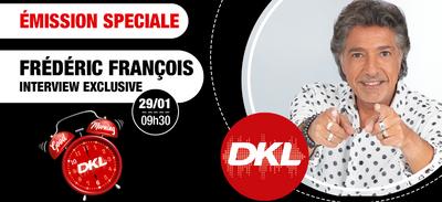 Emission spéciale Frédéric François