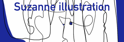 Folie douce exposition suzanne illustration