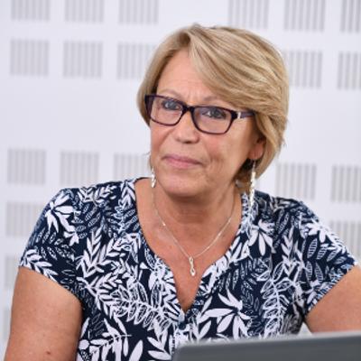Patricia, Directrice générale