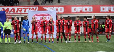 Le match de foot féminin DFCO - Bordeaux reporté