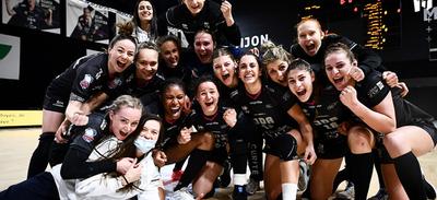 Les joueuses de la JDA Dijon réalisent un gros coup à Mérignac