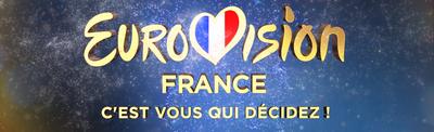 """""""EUROVISION FRANCE, C'EST VOUS QUI DÉCIDEZ"""" : Notre sélection"""