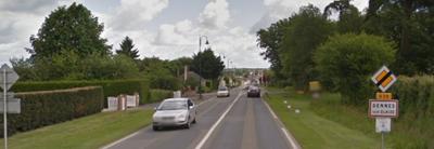 Gennes-Longuefuye. RD 28 : circulation interdite sur la commune...