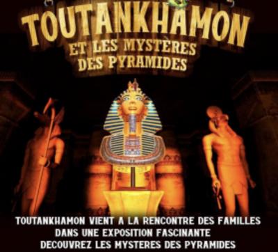 TOUTANKHAMON ET LES MYSTÈRES DES PYRAMIDES