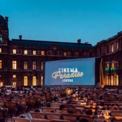 Festival Paradiso, le cinéma en plein air