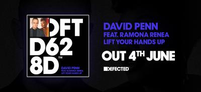 Coup de cœur FG: 'Lift Your Hands Up' de David Penn