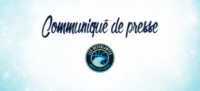Le coach du Nantes Rezé Basket quitte le club