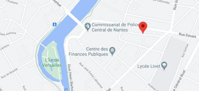 Nantes : une chauffarde percute une octogénaire avant de prendre la...