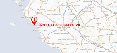 Saint-Gilles-Croix-de-Vie : une adolescente en scooter gravement...