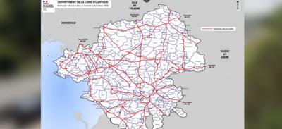 Des voitures-radar débarquent cette semaine en Loire-Atlantique