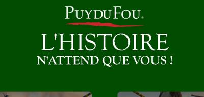 La polémique enfle au Puy du Fou après des soupçons de...