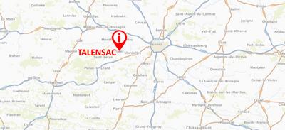 Un grave accident ce jeudi à l'ouest de Rennes