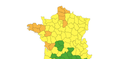 Météo-France place la Bretagne en alerte neige et verglas