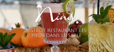 Pornichet : le restaurant Nina à la Plage recrute !
