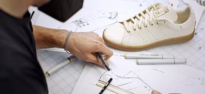 Environnement: Adidas va décliner des baskets en cuir de champignon