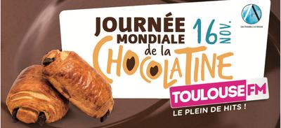 1ère journée mondiale de la chocolatine