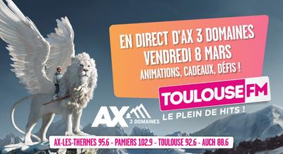 EN DIRECT D'AX 3 DOMAINES