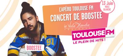 L'APERO TOULOUSE FM AVEC BOOSTEE