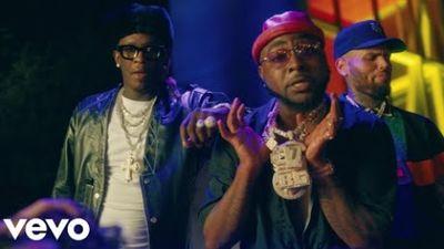 Davido - Shopping Spree (feat. Chris Brown, Young Thug)