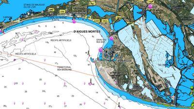 [ ENVIRONNEMENT ] Grau-du-Roi: la baie d'Aigues-Mortes en danger