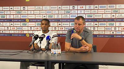 Lenny Joseph au FC Metz : « AU DÉBUT JE N'Y CROYAIS PAS ».