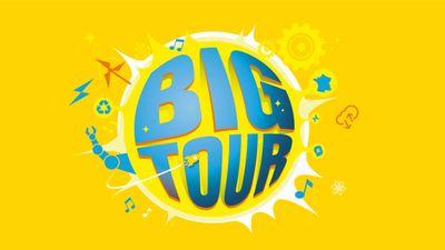 La Tournée « Big Tour » sur les côtes bretonnes tout l'été