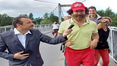 Déguisé en Forrest Gump, un Tourangeau va courir 170km