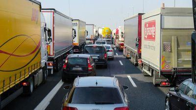 Charente-Maritime : circulation délicate sur l'A10 ce lundi après...
