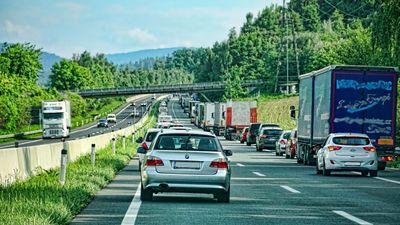 Week-end de nouveau chargé sur les routes
