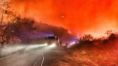 Le responsable de l'incendie de Néfiach (PO) mis en examen