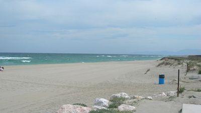 Torreilles : sur la plage, cinq bombes découvertes