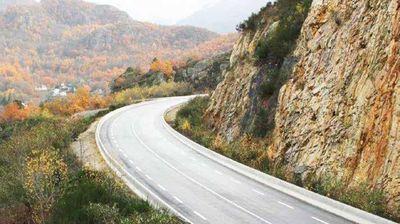 Pyrénées-Orientales : une chute de pierre a perturbé la circulation...