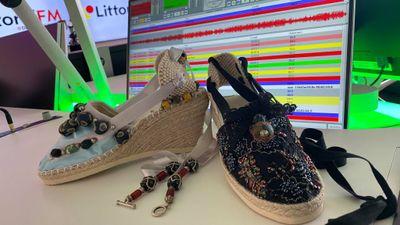 Perpignan : une paire d'espadrilles vendue 12'700€ !