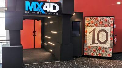 Méga Castillet : la salle MX4D ouvre ses portes