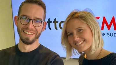Loic et Camille Littoral FM Matin