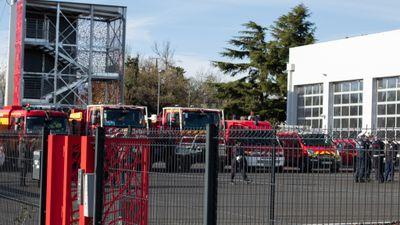 La nouvelle caserne des sapeurs-pompiers de Perpignan Ouest inaugurée