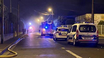 Perpignan : une habitation prend feu en pleine nuit dans le...